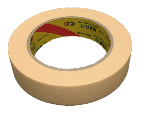 Image of   50 m. Malertape, 25 mm.