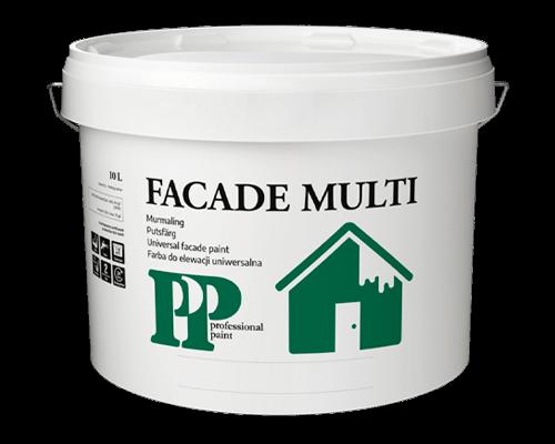 PP Mur- og Facade Olieemulsionsmaling
