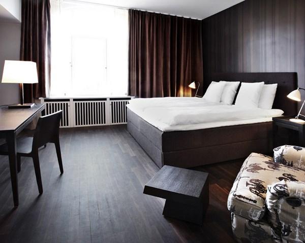MK Spartel og Maling stod for alt malerarbejde på Grand Hotel i Odense