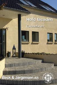 Farver til Facademaling fra Beck og Jørgensen