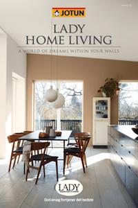 Lav de fedeste vægge med Jotun Home Living