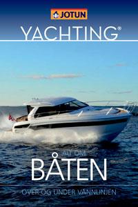 Jotun Yachting Farvekort til båden