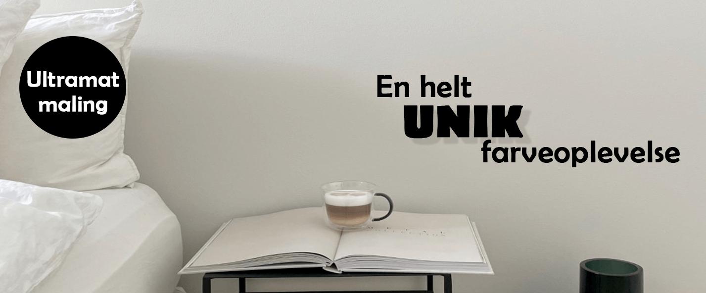 Ultramat maling hos Malgodt.dk