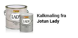 kalkmaling fra Lady Minerals