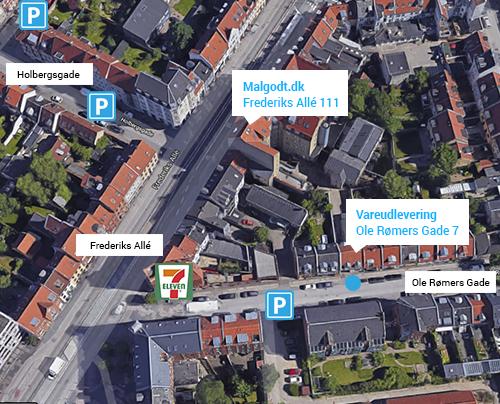 Maling i Aarhus hos farvehandlen malgodt.dk. Her får du billig maling i ekstremt høj kvalitet