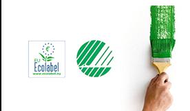 Stort udvalg i Miljømærket maling med EU blomsten, Svanemærket og Ecolabel